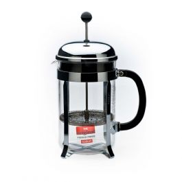 bodum 8 cup chambord french press coffee by design craft roasted coffee from portland maine. Black Bedroom Furniture Sets. Home Design Ideas