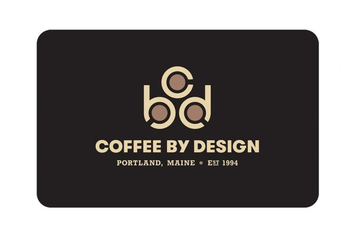 Online Gift Certificate Coffee By Design Craft Roasted Coffee