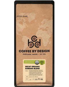Decaf Organic Komodo Blend
