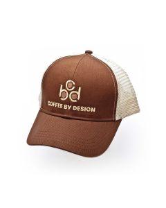 Trucker Cap Brown