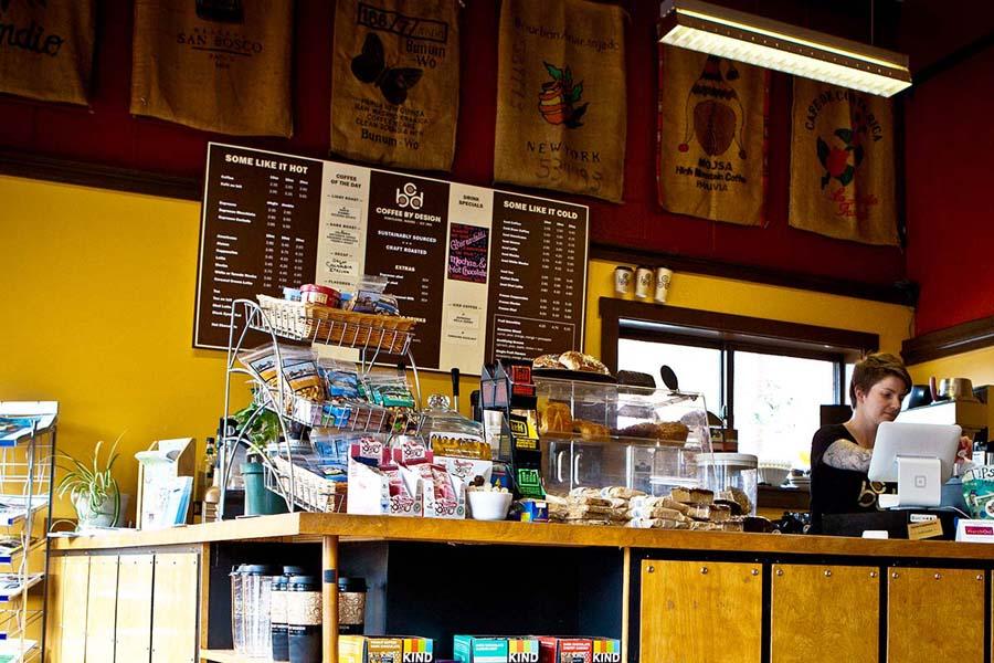 Coffee By Design Washington Avenue