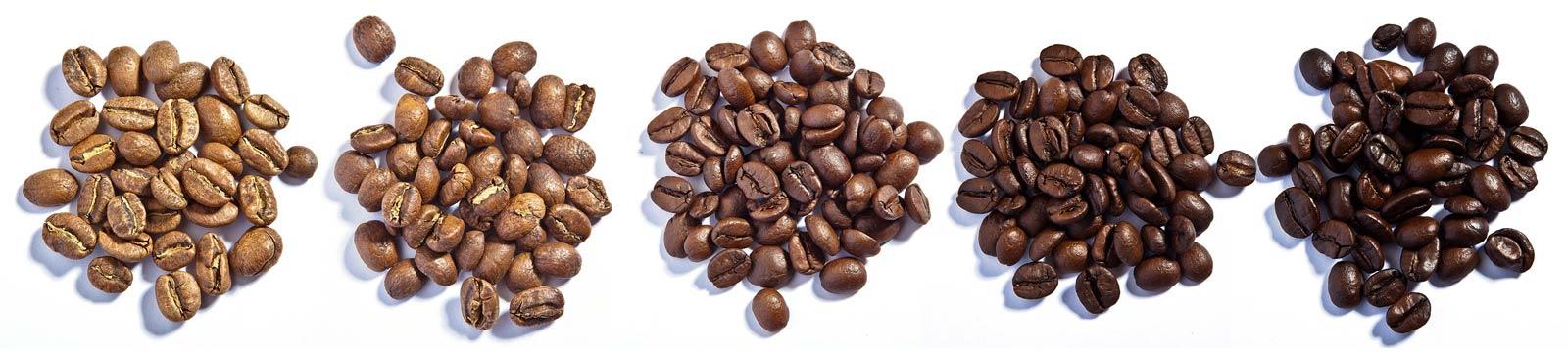 Craft Coffee Roast Levels